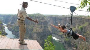 Tyrolienne-Victoria Falls-Flying fox zipline in Victoria Falls-4