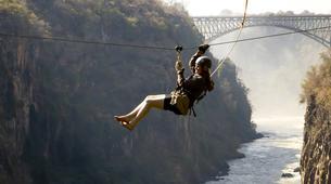 Zip-Lining-Victoria Falls-Ziplining in Victoria Falls-1