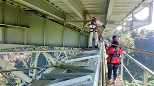 Zip-Lining-Victoria Falls-Bridge slide (Ziplining) along Victoria Falls Bridge-5