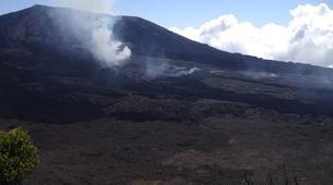 Randonnée / Trekking-Volcan Piton de la Fournaise-Randonnée sur le Piton de la Fournaise sur l'île de La Réunion-6