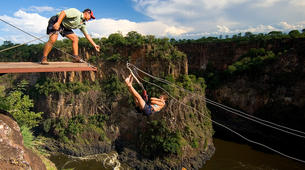 Bungee Jumping-Victoria Falls-Gorge swing in Victoria Falls-2