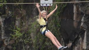 Bungee Jumping-Victoria Falls-Big air combo from Victoria Falls Bridge-6