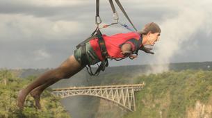 Tyrolienne-Victoria Falls-Flying fox zipline in Victoria Falls-2