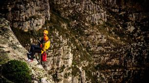 Abseiling-Cape Town-Abseiling down Table Mountain-9