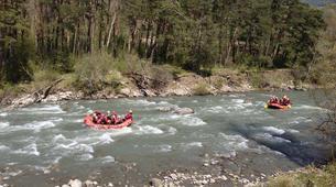 Rafting-Gap-Descente en Rafting du Drac dans la Vallée du Champsaur-1