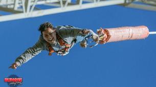 Saut à l'élastique-Lloret del Mar-Le plus haut saut à l'élastique d'Espagne (70 m), près de Barcelone-5