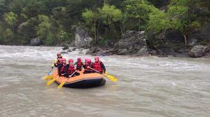 Rafting-Gap-Descente en Rafting du Drac dans la Vallée du Champsaur-4