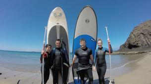 Stand Up Paddle-Playa Blanca, Lanzarote-Excursions de Stand Up Paddle à Playa Blanca, Lanzarote-3