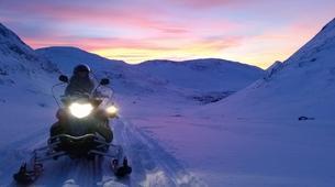 Snowmobiling-Tromsø-Snowmobile excursions in Tromso-4