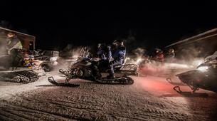 Snowmobiling-Tromsø-Snowmobile excursions in Tromso-10