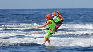 Wakeboarding-Playa San Juan, Tenerife-Waterskiing course in Playa San Juan, Tenerife-1