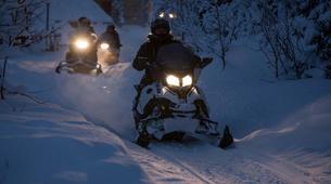 Snowmobiling-Tromsø-Snowmobile excursions in Tromso-6