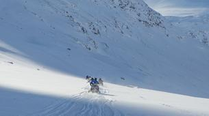 Snowmobiling-Tromsø-Snowmobile excursions in Tromso-1