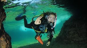 Plongée sous-marine-Réserve Cousteau-Stage de Plongée FFESSM dans la Réserve Cousteau en Guadeloupe-2