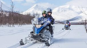 Snowmobiling-Tromsø-Snowmobile excursions in Tromso-3