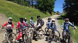 VTT-Megève, Evasion Mont Blanc-Cours de VTT à Megève-1