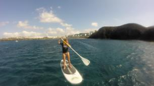 Stand up Paddle-Playa Blanca, Lanzarote-Stand Up Paddle excursions in Playa Blanca, Lanzarote-4