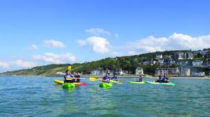 Sea Kayaking-Normandy-Sea kayaking courses in Normandy-1