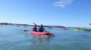 Sea Kayaking-Normandy-Sea kayaking courses in Normandy-2