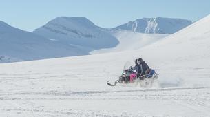 Snowmobiling-Tromsø-Snowmobile excursions in Tromso-5