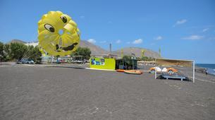 Parasailing-Santorini-Parasailing flight in Santorini-2