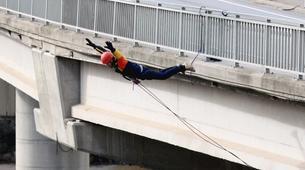 Bungee Jumping-Barcelona-Bridge Swinging in Sant Sadurní d'Anoia near Barcelona-3