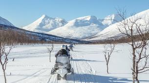 Snowmobiling-Tromsø-Snowmobile excursions in Tromso-2