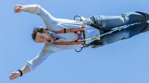 Bungee Jumping-Lloret del Mar-Highest Bungee Jump in Spain (70m) in Lloret de Mar, Costa Brava-6