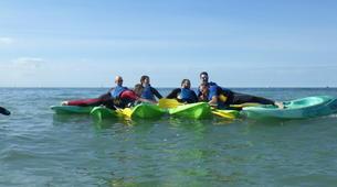 Sea Kayaking-Normandy-Sea kayaking courses in Normandy-4
