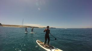 Stand Up Paddle-Playa Blanca, Lanzarote-Excursions de Stand Up Paddle à Playa Blanca, Lanzarote-4