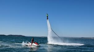 Flyboard / Hoverboard-Martigues-Session Flyboard sur l'Etang de Berre, près de Martigues-6