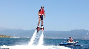 Flyboard / Hoverboard-Ajaccio-Session Flyboard, Hoverboard ou Jetpack dans le Golfe d'Ajaccio-5