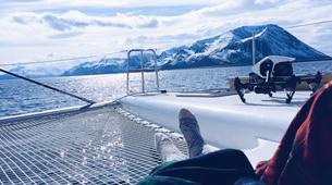 Sailing-Tromsø-Arctic fjord sailing excursion in Tromsø-4