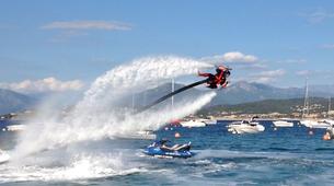 Flyboard / Hoverboard-Ajaccio-Session Flyboard, Hoverboard ou Jetpack dans le Golfe d'Ajaccio-1