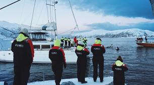 Sailing-Tromsø-Arctic fjord sailing excursion in Tromsø-11