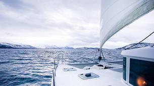 Sailing-Tromsø-Midnight Sun sailing in Tromsø-5