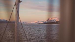 Sailing-Tromsø-Arctic fjord sailing excursion in Tromsø-9