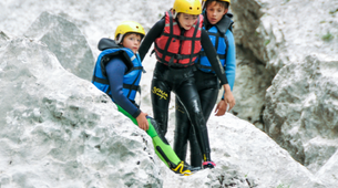 Canyoning-Gorges du Verdon-Randonnée aquatique dans les Gorges du Verdon-6