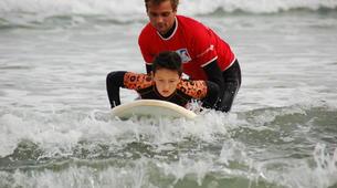 Surf-St Jean de Luz-Cours de Surf à Saint-Jean-de-Luz-2