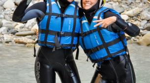 Barranquismo-Verdon Gorge-Whitewater swimming excursion in the Gorges du Verdon-1