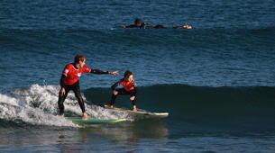 Surf-St Jean de Luz-Cours de Surf à Saint-Jean-de-Luz-3