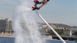 Flyboard / Hoverboard-Niza-Flyboarding session in Nice-3
