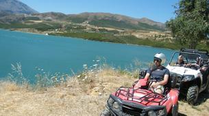 Quad biking-Rethymno-Quad and buggy excursion from oceanside Rethimno-9