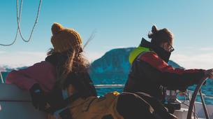 Sailing-Tromsø-Arctic fjord sailing excursion in Tromsø-6