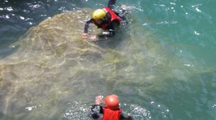 Barranquismo-Verdon Gorge-Whitewater swimming excursion in the Gorges du Verdon-6