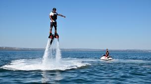 Flyboard / Hoverboard-Martigues-Session Flyboard sur l'Etang de Berre, près de Martigues-4