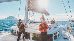 Sailing-Tromsø-Arctic fjord sailing excursion in Tromsø-2