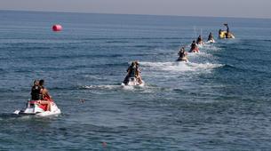 Jet Skiing-Heraklion-Jet Ski Safari and Snorkeling Tour in Heraklion, Crete-6
