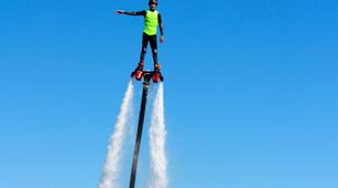 Flyboard / Hoverboard-Martigues-Session Flyboard sur l'Etang de Berre, près de Martigues-1
