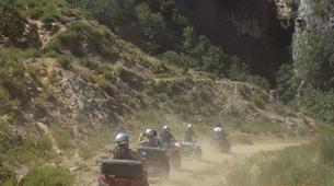 Quad biking-Rethymno-Quad and buggy excursion from oceanside Rethimno-3